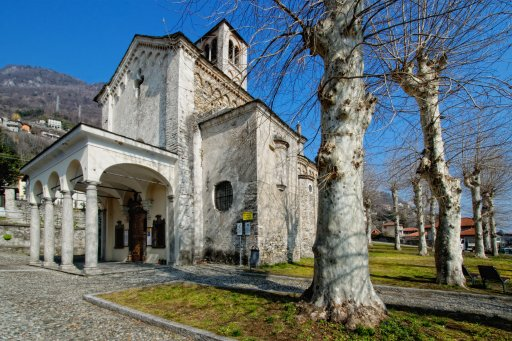 Church of Saints Gusmeo and Matteo 1