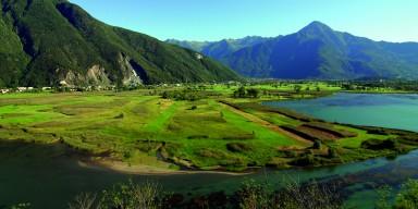 Riserva Naturale Pian di Spagna e Lago di Mezzola