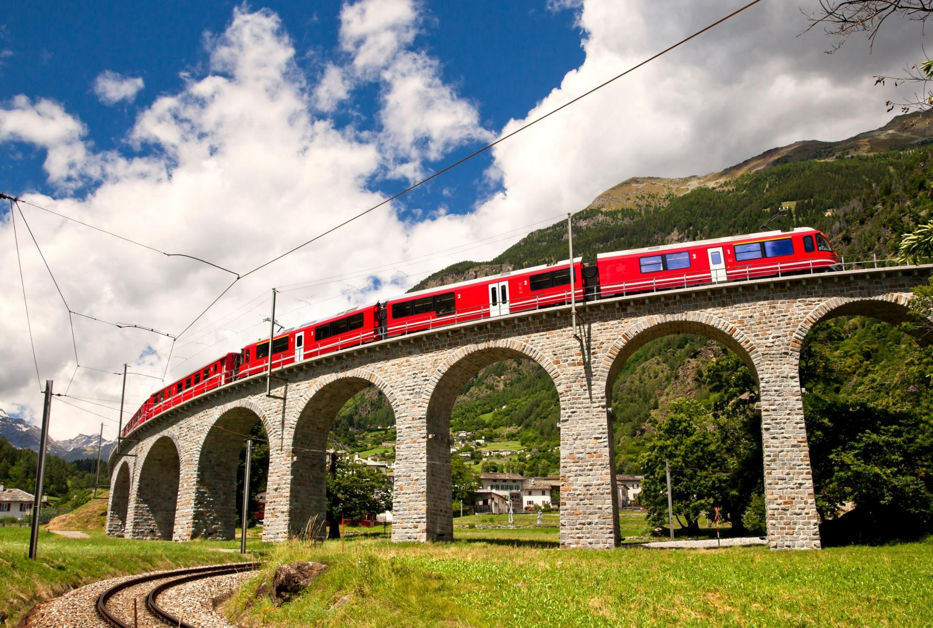 Tour Bernina Express 1