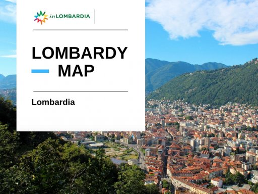 Mappa Lombardia
